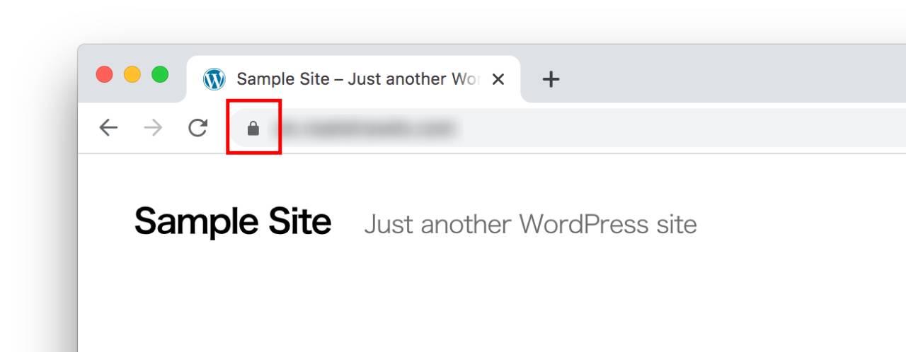 WordPressのSSL化設定